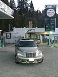 Cressman's Gas Station on Highway 168 near Shaver Lake