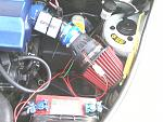 Electric Supercharger 3 pound air flow