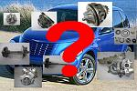 So, my Chrysler PT Cruiser TurboCharger has failed..... what are my options????