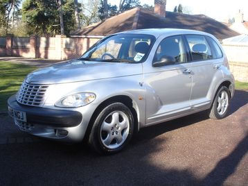 Chrysler Pt Cruiser 2001 Automatic No Mods Right Hand Drive 2 0