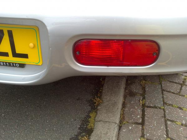 Here S Some Pictures Of My Uk Cruiser With Fog Lights