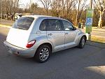 My 2006 PT Cruiser Touring Edition Signature Series