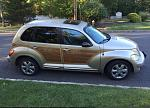 2003 PT Cruiser when I purchased it