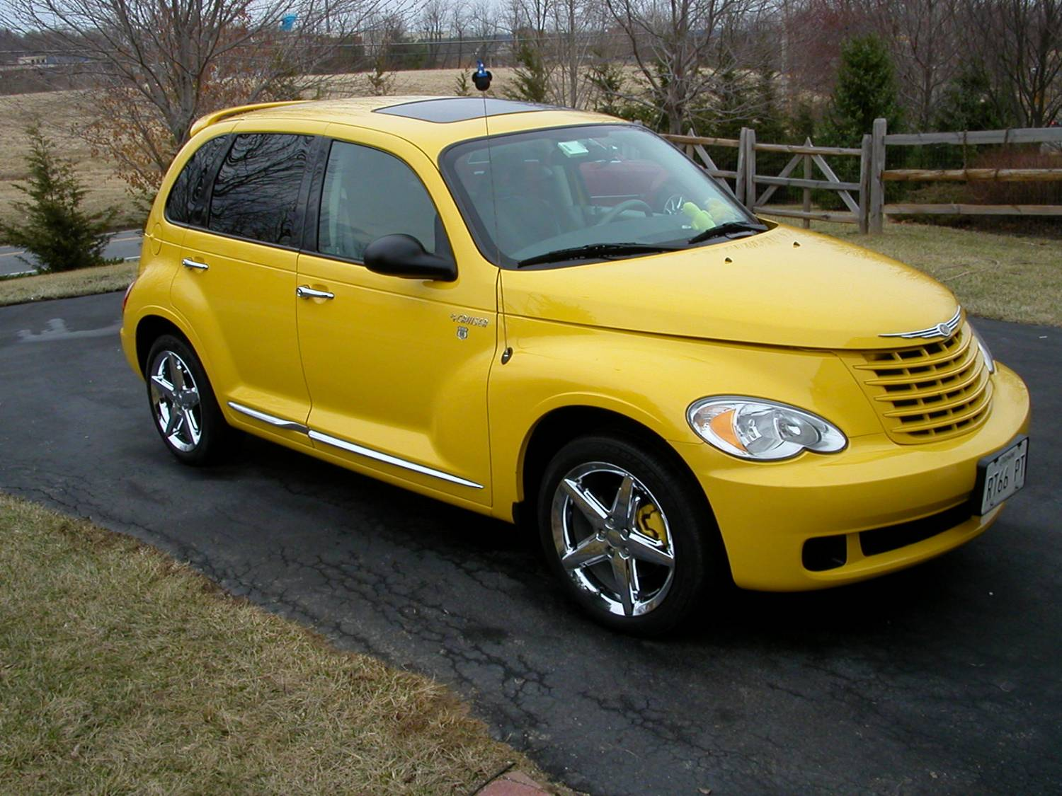 2006 route 66 edition pt cruiser gallery. Black Bedroom Furniture Sets. Home Design Ideas