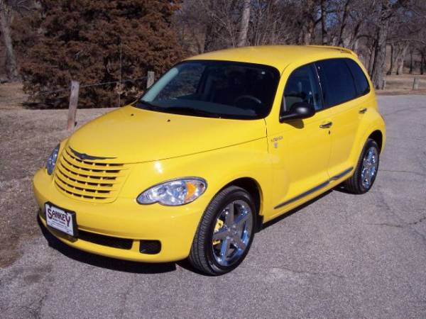 ffighter 21 39 s route 66 edition 2 pt cruiser gallery. Black Bedroom Furniture Sets. Home Design Ideas