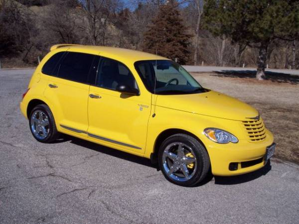 ffighter 21 39 s route 66 edition 8 pt cruiser gallery. Black Bedroom Furniture Sets. Home Design Ideas