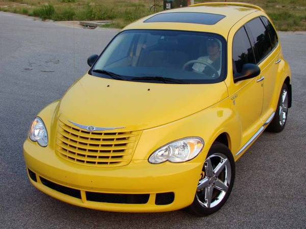 2006 route 66 speedy jr needs new home pt cruiser gallery. Black Bedroom Furniture Sets. Home Design Ideas
