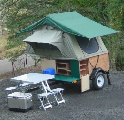 Tent Topped Camping Trailers PT Cruiser Forum