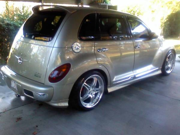 2004 GT with MOPAR body kit - PT Cruiser Gallery