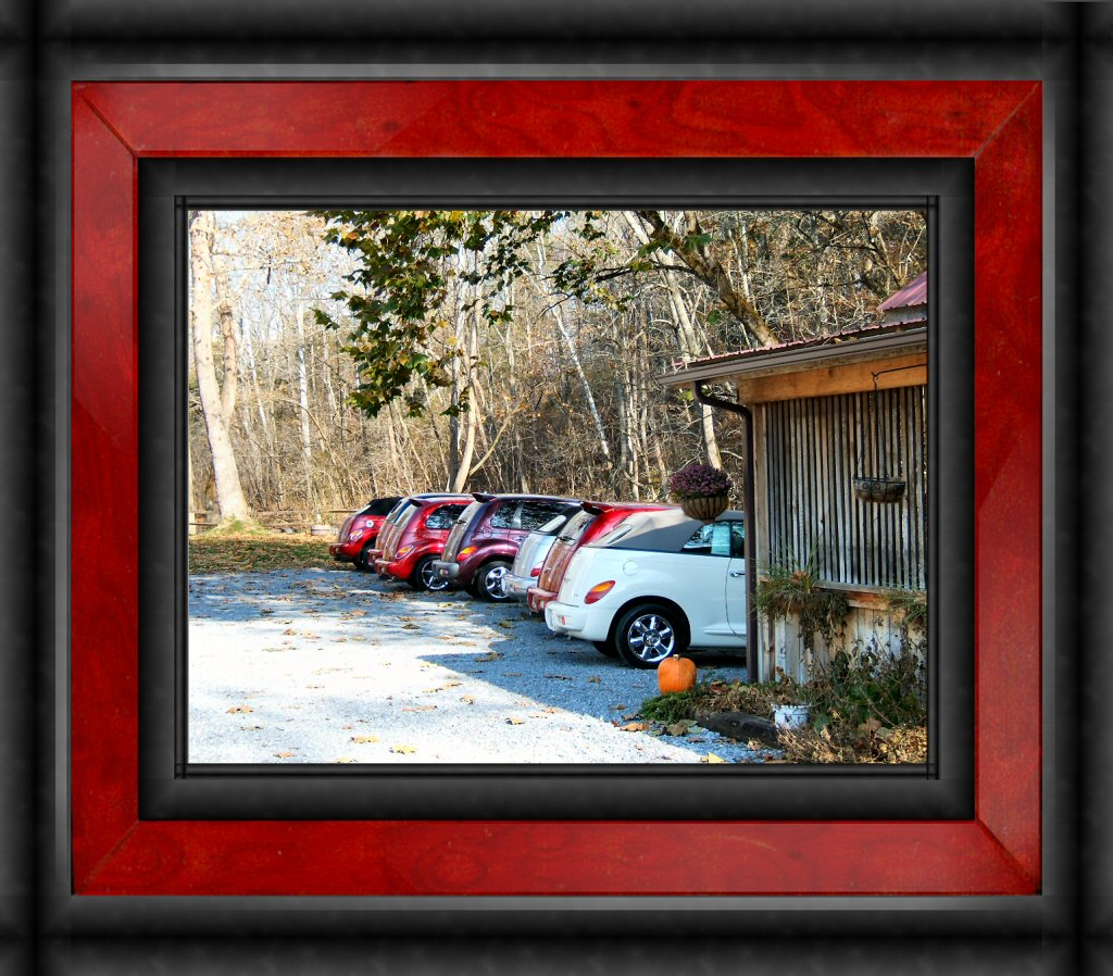 Ancient pt pics pt cruiser forum for Lowes motor speedway christmas lights