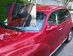 pt cruiser mirror before and after